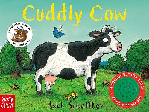 Axel Scheffler - Cuddly Cow (AGE 2+) (HARDBACK)