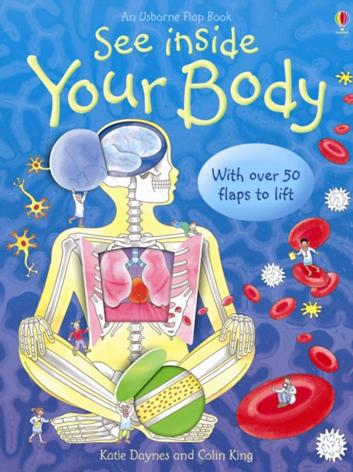 See Inside Your Body (AGE 6+) (HARDBACK)
