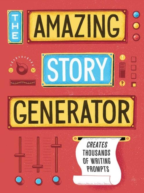 Jason Sacher - Amazing Story Generator (HARDBACK)