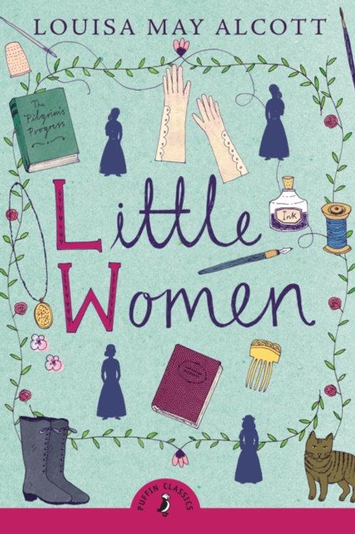 Louisa May Alcott - Little Women (AGE 8+)