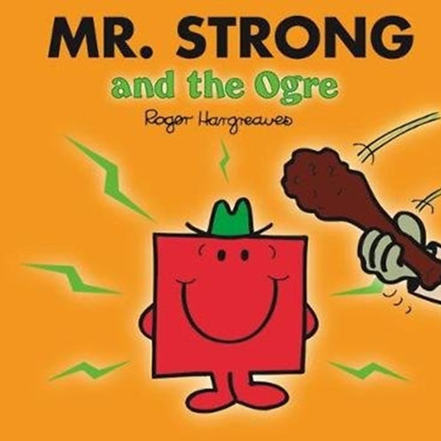 Roger Hargreaves - Mr. Strong And The Ogre (AGE 3+)