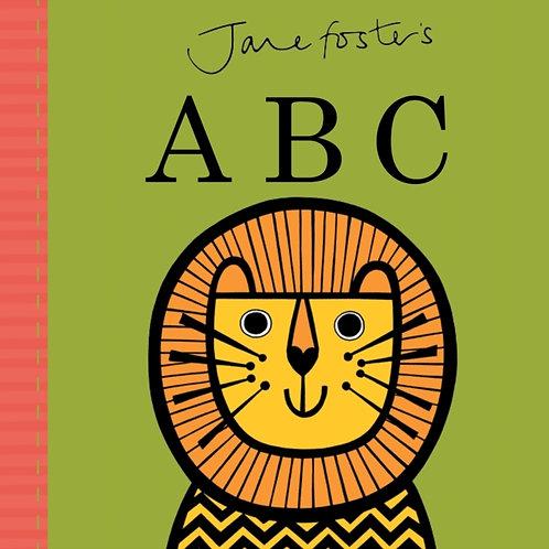 Jane Foster - Jane Foster's ABC (AGE 0+) (HARDBACK)