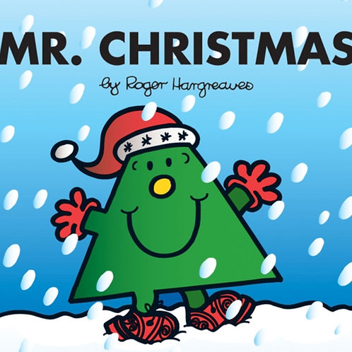 Roger Hargreaves - Mr. Christmas (AGE 3+)