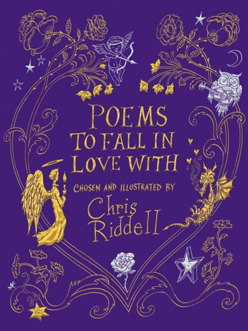 Chris Riddell - Poems To Fall In Love With (HARDBACK)