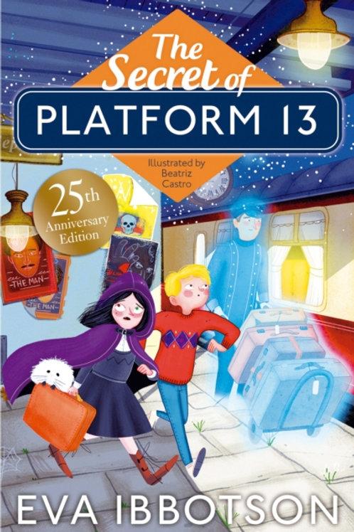 Eva Ibbotson - The Secret Of Platform 13 (AGE 9+)