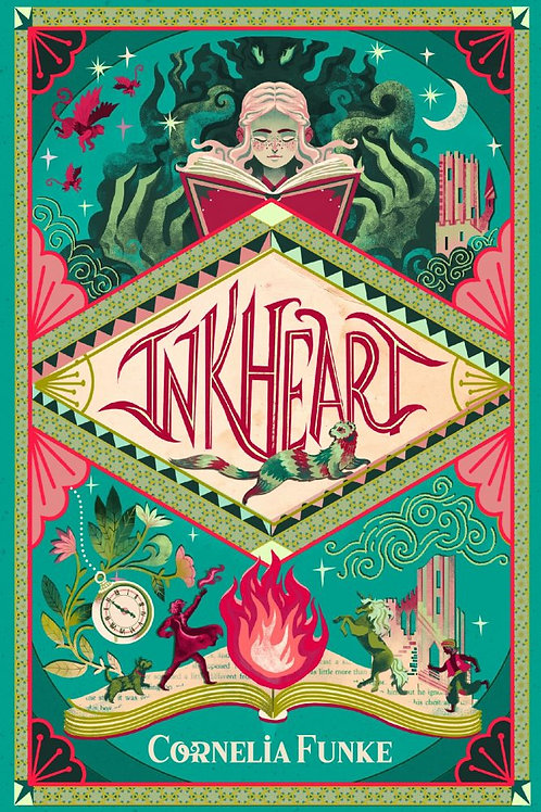 Cornelia Funke - Inkheart (AGE 9+)