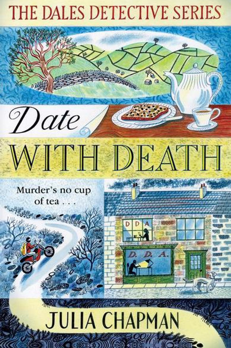 Julia Chapman - Date With Death (1st In Series)