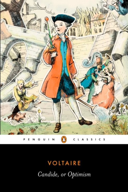 Voltaire - Candide, Or Optimism