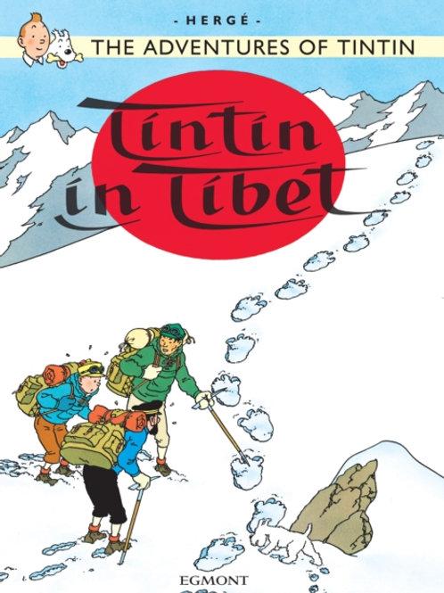 Herge - Tintin In Tibet (AGE 8+)