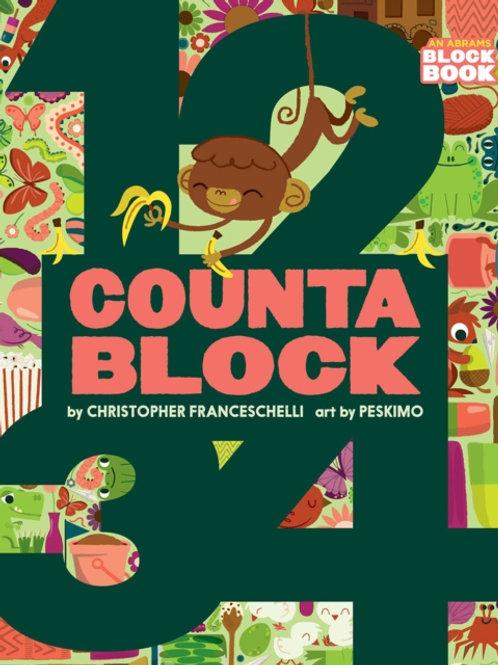 Christopher Franceschelli - Countablock (AGE 3+) (HARDBACK)
