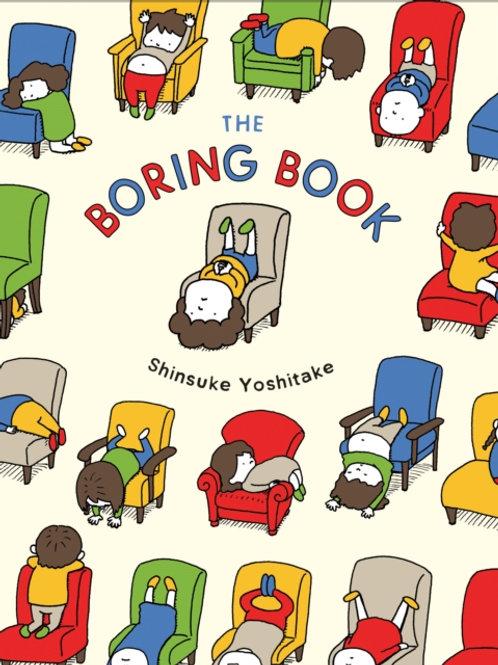 Shinsuke Yoshitake - The Boring Book (AGE 5+) (HARDBACK)