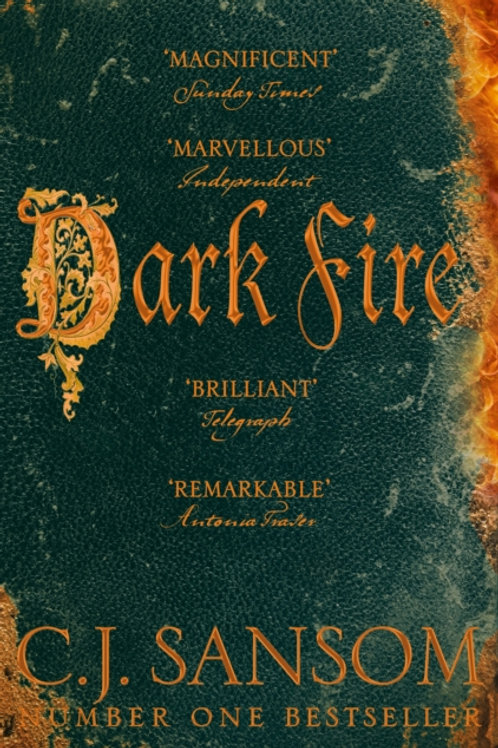 C.J.Sansom - Dark Fire (Shardlake Volume 2)