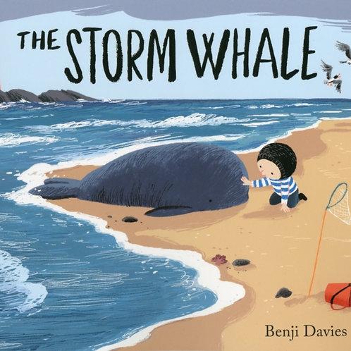 Benji Davies - The Storm Whale (AGE 4+)