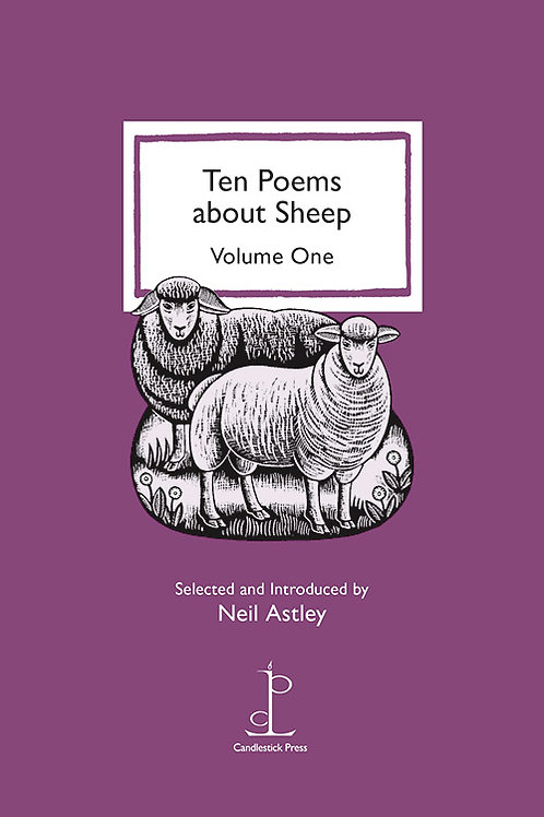 Ten Poems About Sheep Volume One