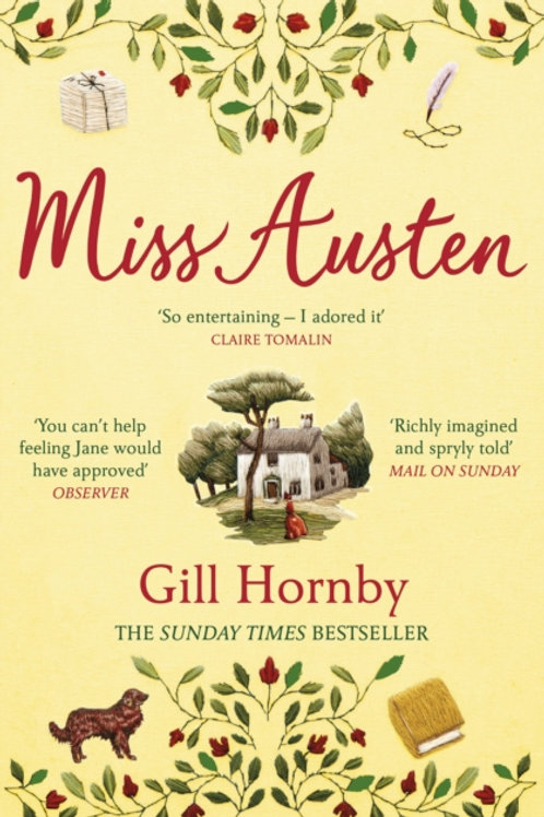 Gill Hornby - Miss Austen