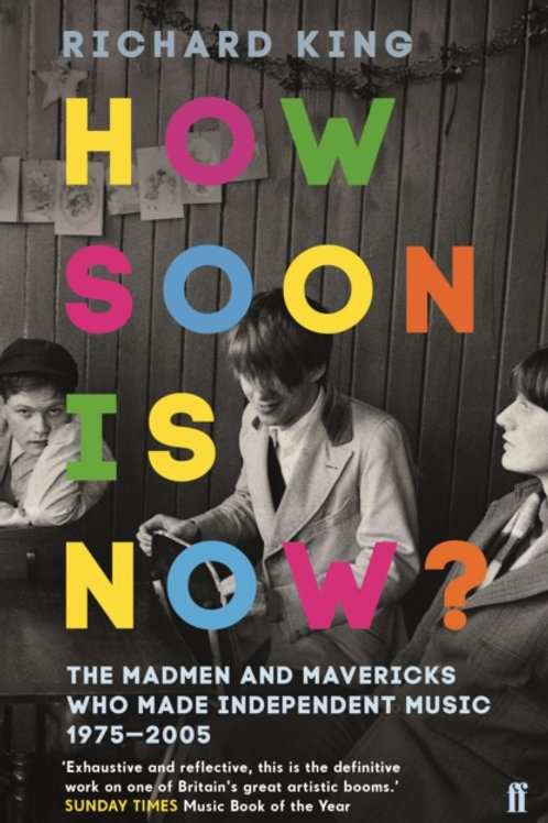 Richard King - How Soon Is Now?