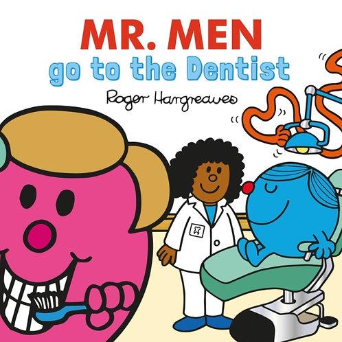 Roger Hargreaves - Mr. Men Go To The Dentist (AGE 3+)