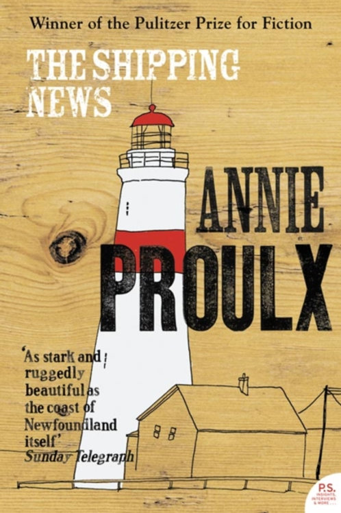 Annie Proulx - Shipping News