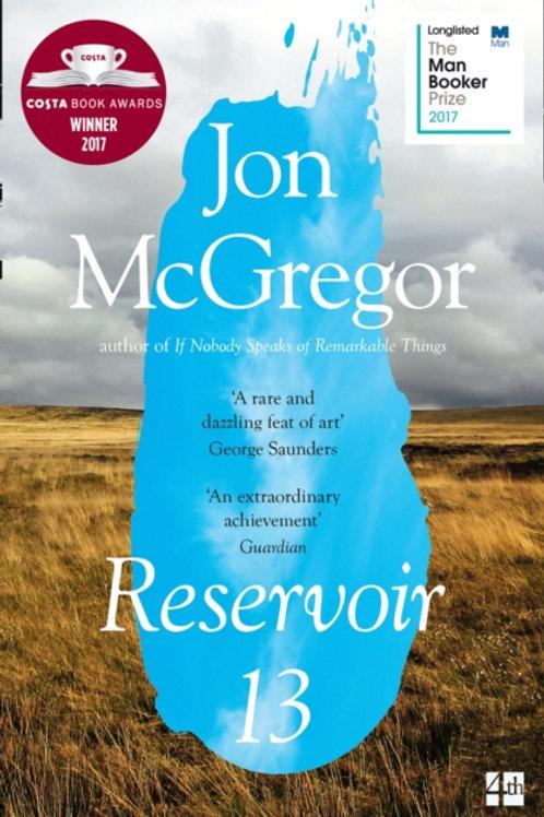 Jon McGregor - Reservoir 13