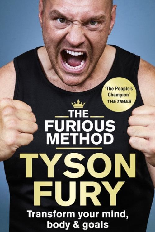 Tyson Fury - The Furious Method (SIGNED COPY) (HARDBACK)