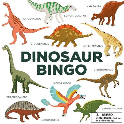 Dinosaur Bingo (AGE 3+)