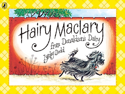 Lynley Dodd - Hairy Maclary From Donaldson's Dairy (AGE 3+)