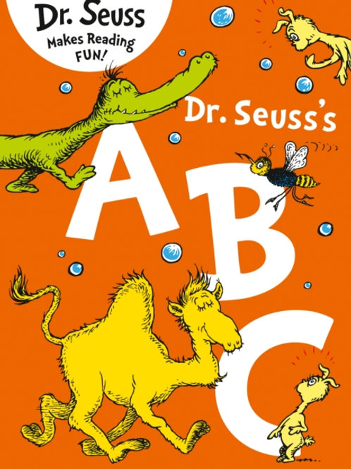 Dr. Seuss - Dr. Seuss's ABC (AGE 3+)