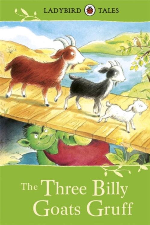 Vera Southgate - Ladybird Tales: The Three Billy Goats Gruff (AGE 3+) (HARDBACK)