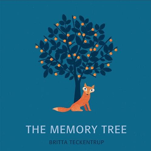 Britta Teckentrup - The Memory Tree (AGE 3+)