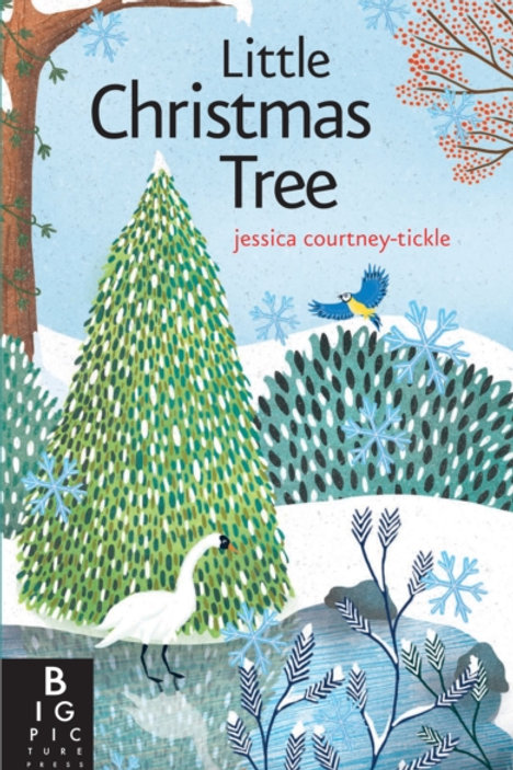 Ruth Symons - Little Christmas Tree (AGE 3+) (HARDBACK)