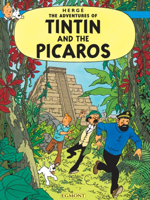 Herge - Tintin And The Picaros (AGE 8+)
