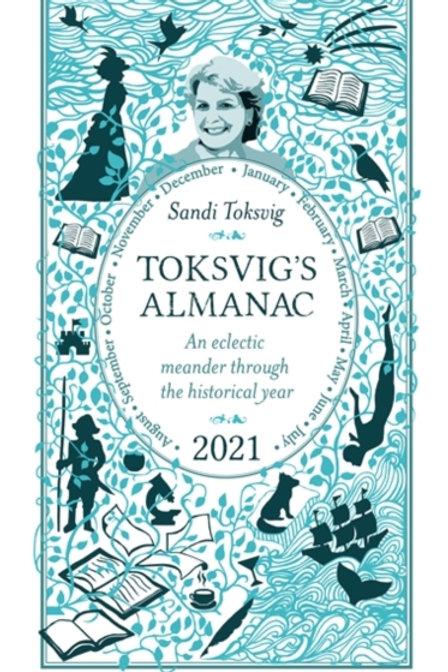 Sandi Toksvig - Toksvig's Almanac 2021 (SIGNED COPY) (HARDBACK)