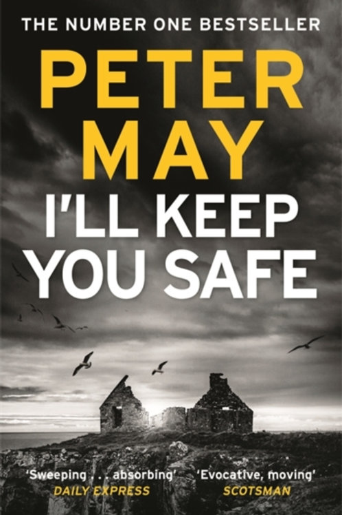 Peter May - I'll Keep You Safe