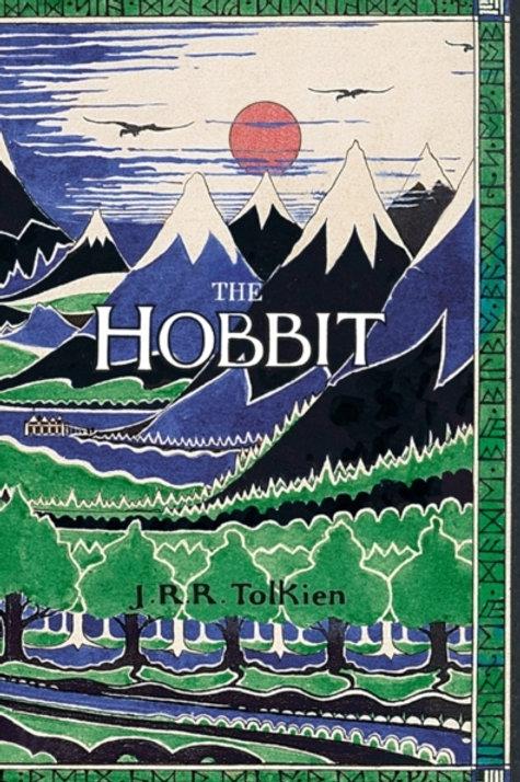 J.R.R. Tolkien - The Pocket Hobbit (HARDBACK)