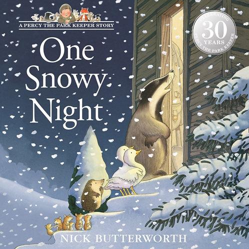 Nick Butterworth - One Snowy Night (AGE 3+)