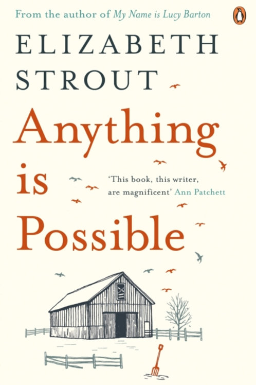 Elizabeth Strout - Anything Is Possible