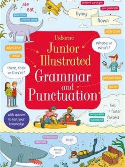 Jane Bingham - Junior Illustrated Grammar And Punctuation (AGE 7+)