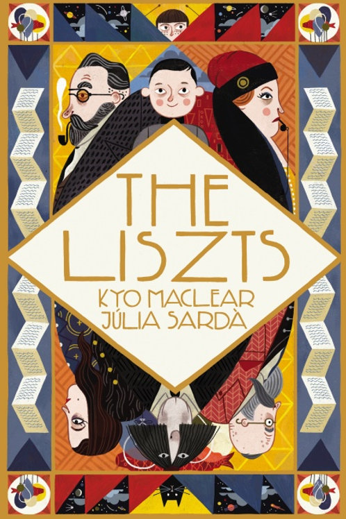 Kyo Maclear - The Liszts (AGE 4+)