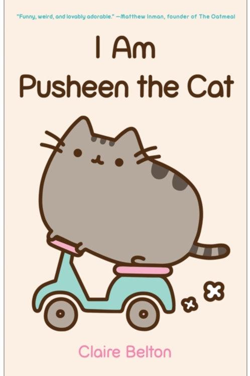 Claire Belton - I Am Pusheen The Cat
