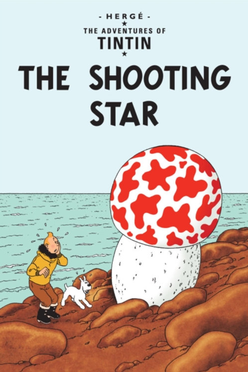 Herge - The Shooting Star : Adventures Of Tintin (AGE 8+)