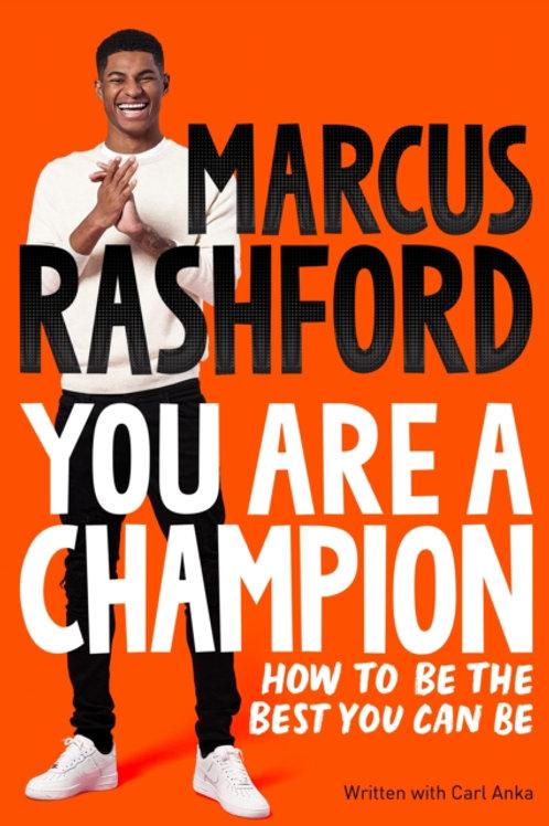 Marcus Rashford - You Are A Champion (AGE 10+)