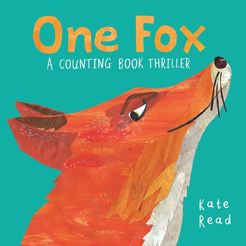Kate Read - One Fox : A Counting Book Thriller (AGE 2+)