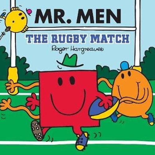 Roger Hargreaves - Mr Men: The Rugby Match (AGE 3+)