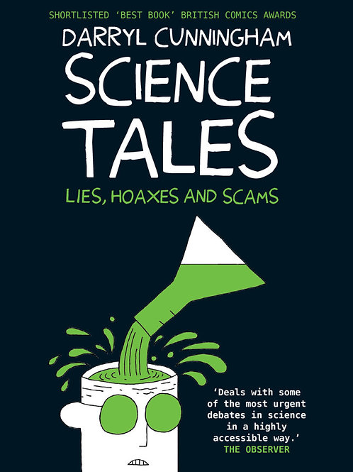 Darryl Cunningham - Science Tales