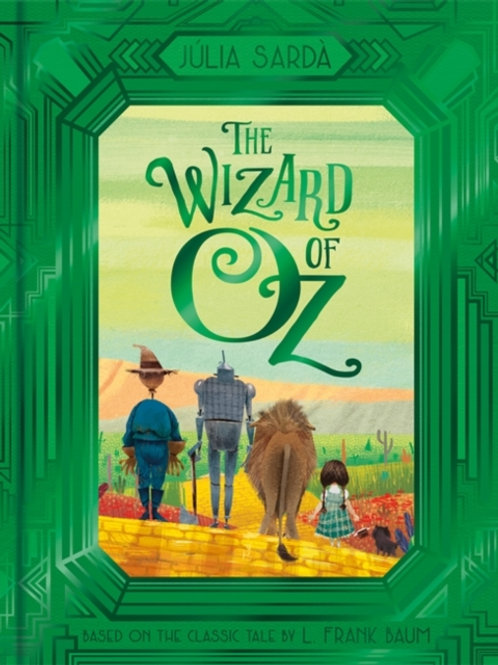 L.Frank Baum - The Wizard of Oz (AGE 5+)