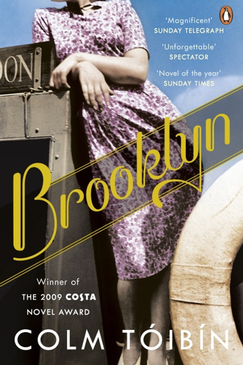Colm Tóibín - Brooklyn