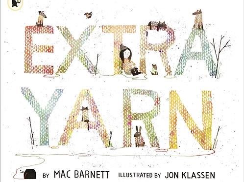 Mac Barnett - Extra Yarn (AGE 4+)