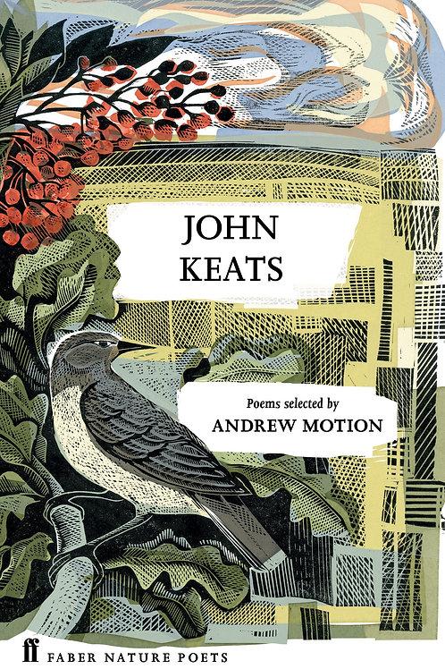 John Keats: Poems Selected By Andrew Motion (HARDBACK)