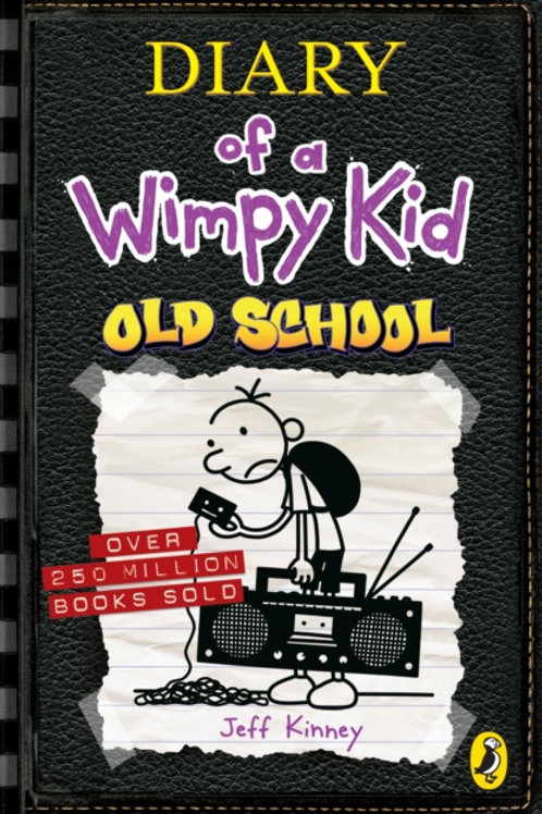 Jeff Kinney - Diary of a Wimpy Kid: Old School (Age 8+) (10th In Series)