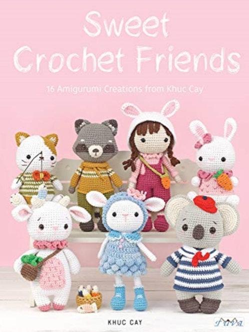 Hoang Thi Ngoc Anh - Sweet Crochet Friends